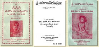 History Of Books On Shivabalayogi